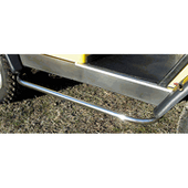 Yamaha (G14/G16/G19/G22) Stainless Steel Nerf Bars
