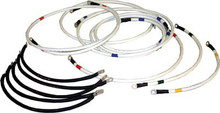EZGO 1994-Up Beefed Up Cable Set - 4 Gauge