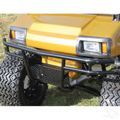 Club Car DS Black Brush Guard