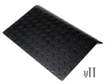 Club Car DS (Black) Diamond Plate Access Panel .996 ga. 82-up