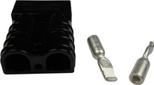 EZGO SB50/Anderson Black Plug - 10-12 Gauge 1983-95