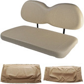 Club Car Precedent Replacement Front Seat - Buff Cushions