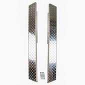 Yamaha G14/G16/G19/G22 Diamond Plate Full Rocker Panels