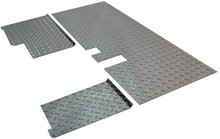 Yamaha G14/G16/G19/G22 BLACK Diamond Plate Floor
