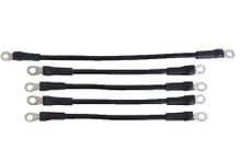 Battery Cable Set - Four Gauge Cables - Universal