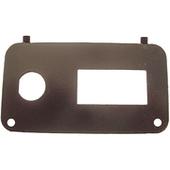 Key Switch Console Plate EZGO Medalist TXT