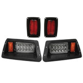 Yamaha G14, G16, G19, G22 LED Headlight and Tail Light Kit