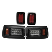 Club Car DS LED Headlight and Tail Light Kit