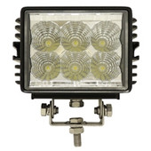 Universal Golf Cart LED Utility Spotlight - 1350 - EZGO, Club Car, Yamaha