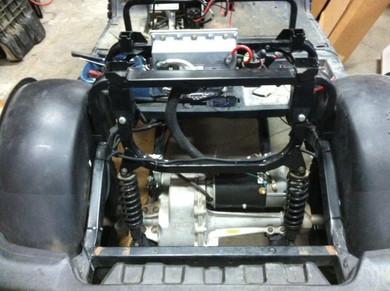 Yamaha golf cart g14 the best cart for Golf cart motor repair