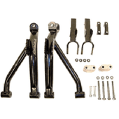 """RHOX 6"""" Lift Kit for Yamaha G2, G9 Gas and Electric"""