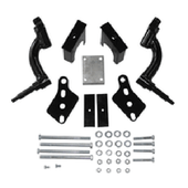 RHOX 6 inch Drop Spindle Lift Kit Club Car Precedent