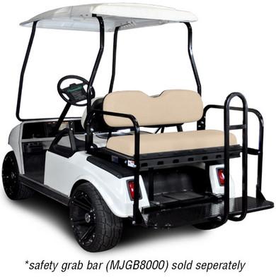 Madjax Genesis 150 Club Car Rear Flip Seat Kit | DS | Precedent ...