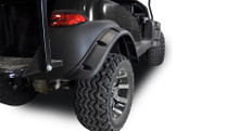 Madjax Club Car Precedent Golf Cart Fender Flare - Set of 4 Pieces