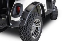 Madjax EZGO RXV Golf Cart Fender Flare - Set of 4 Pieces