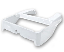 Madjax Club Car Precedent OEM Rear Body - White