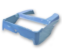 Madjax Club Car Precedent OEM Rear Body - Atlantic Blue