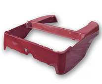 Madjax Club Car Precedent OEM Rear Body - Burgandy