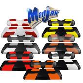 Madjax Riptide Rear Flip Seat Covers - Choose Colors