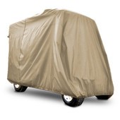 "Universal 116"" Top Golf Cart Storage Cover"