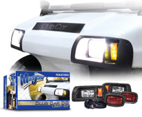 Club Car DS Madjax Light Kit (1993-Up)