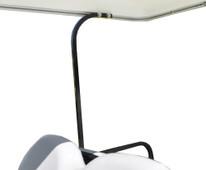 Madjax Universal Golf Cart Pair of Candy Cane Struts