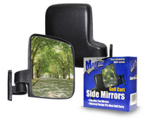 Madjax Adjustable Sport Side View Mirrors (Set of Two)