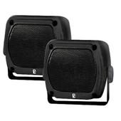 Universal Poly-Planar Waterproof Box Golf Cart Speakers