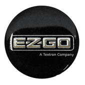 EZGO Steering Wheel Label