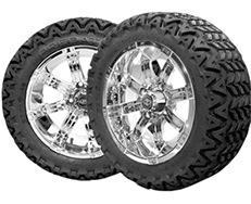 Tire / Wheel / Lift Combos