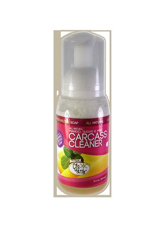 Carcass Cleaner:  All Natural Mango, Sugar & Mint