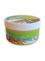 CJ's BUTTer Shea Butter Balm 6 oz. Pot: Oatmeal, Milk & Honey