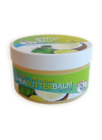 CJ's BUTTer Shea Butter Balm 6 oz. Pot: Coconut Lime Dream