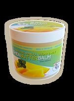 CJ's BUTTer Shea Butter Balm 12 oz. Tub: All Natural Mango, Sugar & Mint