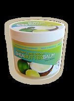 CJ's BUTTer Shea Butter Balm 12 oz. Tub: Coconut Lime Dream