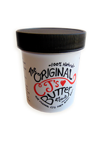 CJ's BUTTer Shea Butter Balm 4 oz. Jar with FREE Travel Mini