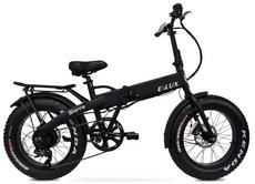 Elux | Electric Bike | Folding | 2018 Black
