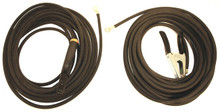 Stick Welding Cable Set - 2 Gauge 50' Set