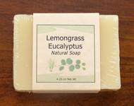 Lemongrass Eucalyptus Soap