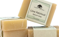 Lime Patchouli Soap