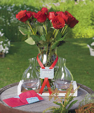 Red Rose Ceremony Set