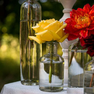 Decorating Glass Bottles (Set of 6)