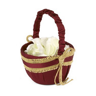 Country Love Flower Basket