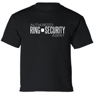 Authorized Ring Security Agent T-Shirt