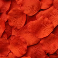 Mandarin Silk Petals {Package of 100}
