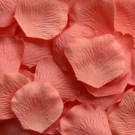 Melon Silk Petals {Package of 100}