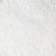 White Glittery Wedding Sand
