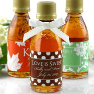 Personalized Maple Syrup