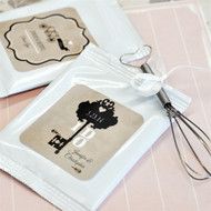 Vintage Wedding Personalized Hot Cocoa + Optional Heart Whisk