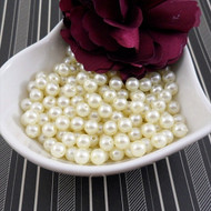 Decorative Loose 8mm Pearls {Package of 80}